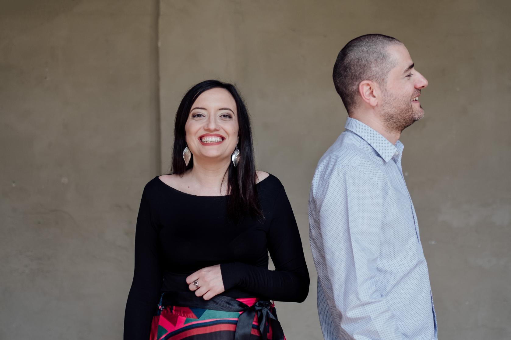 Andrea Chiga e Tatiana Schirinzi, SEO specialist