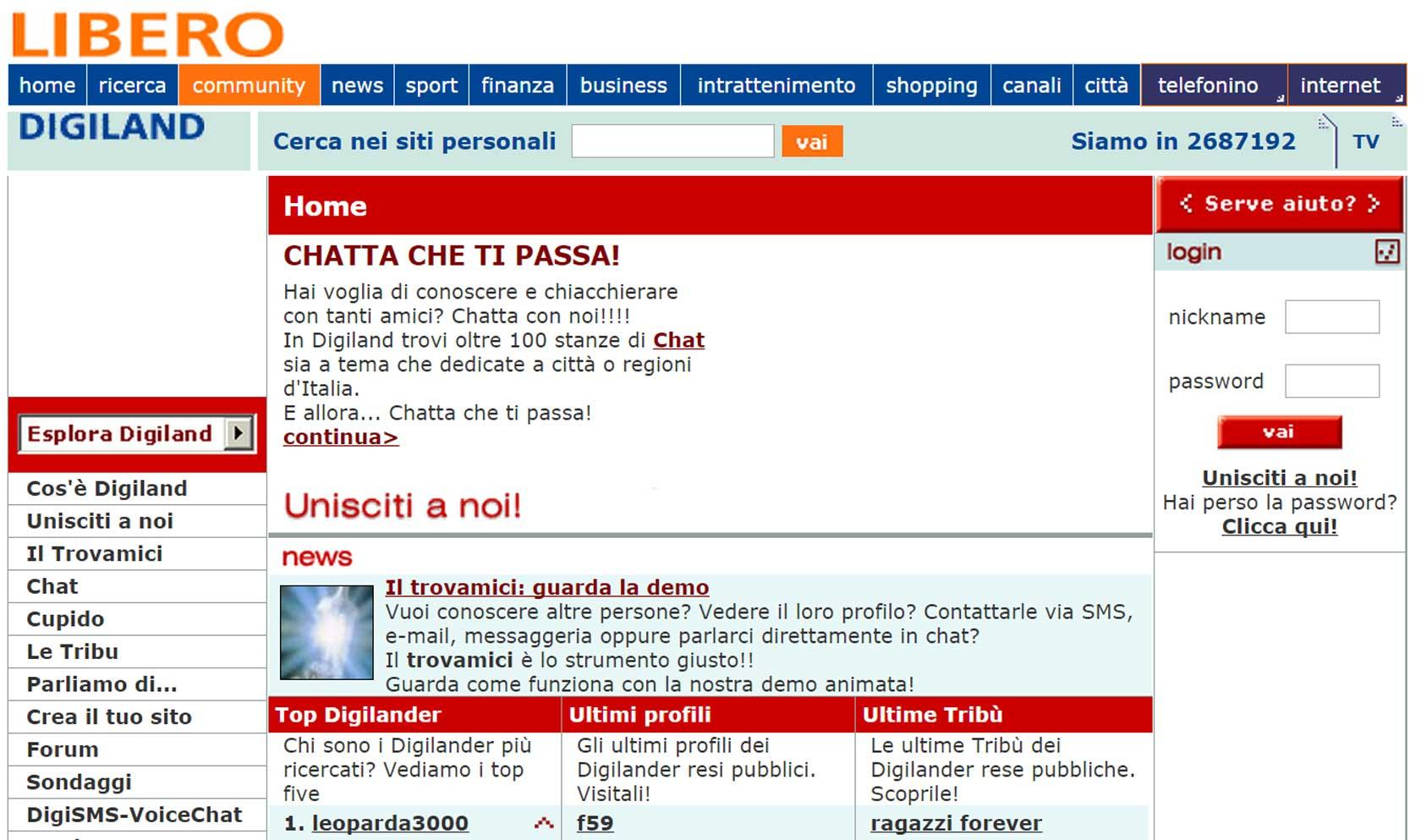 siti di chat di incontri Internet incontri partite per INFP
