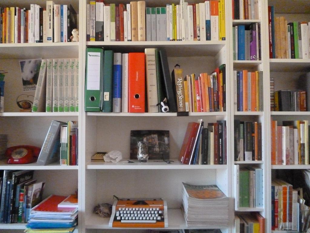 La mia libreria a Firenze
