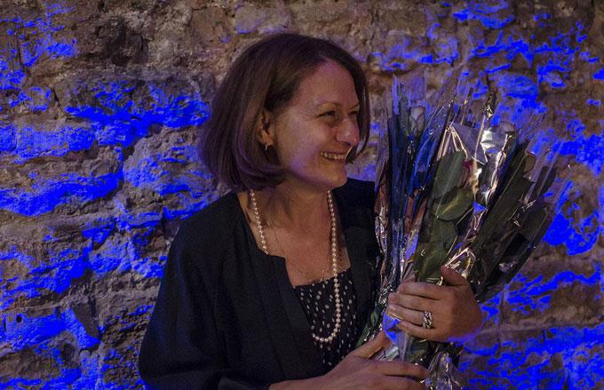 AnnaMaria Russo, direttrice e fondatrice dell'IID