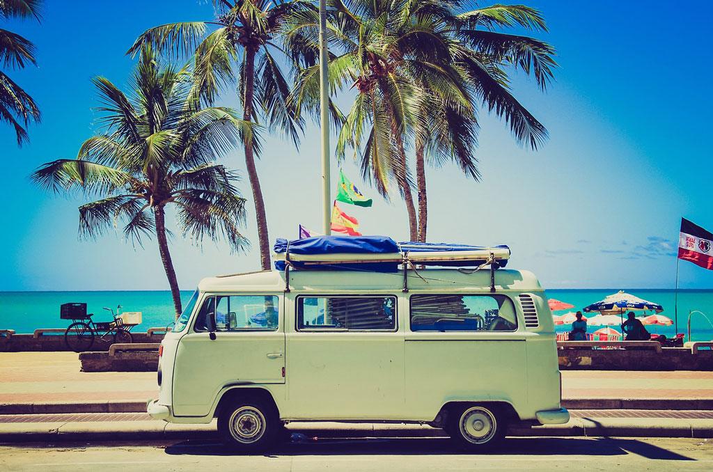 Camioncino per vivere felici