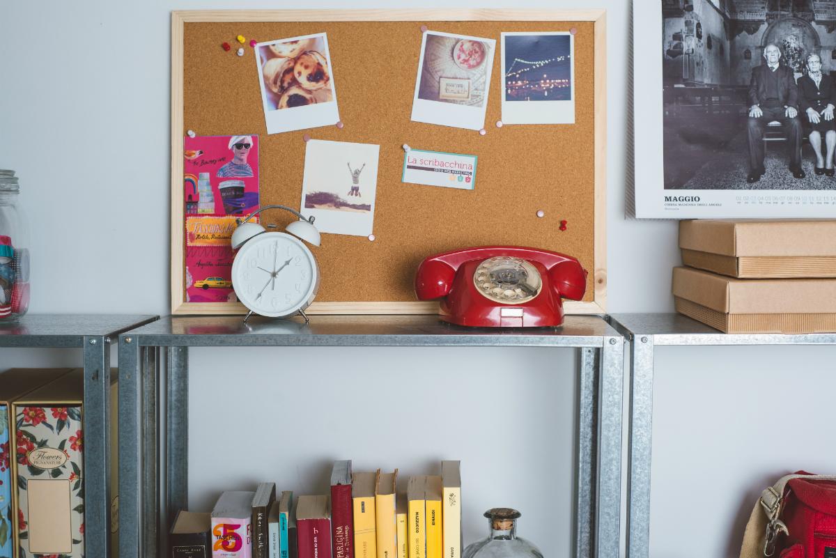 Scorcio di ufficio - Foto Officine Biancospino